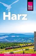 Detlef Krell: Reise Know-How Harz: Reiseführer für individuelles Entdecken