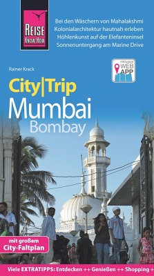 Reise Know-How CityTrip Mumbai / Bombay (eBook, PDF) - Krack, Rainer