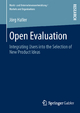 Open Evaluation - Jörg Haller