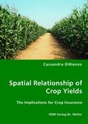 Spatial Relationship of Crop Yields
