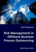 Risk Management in Offshore Business Process Outsourcing