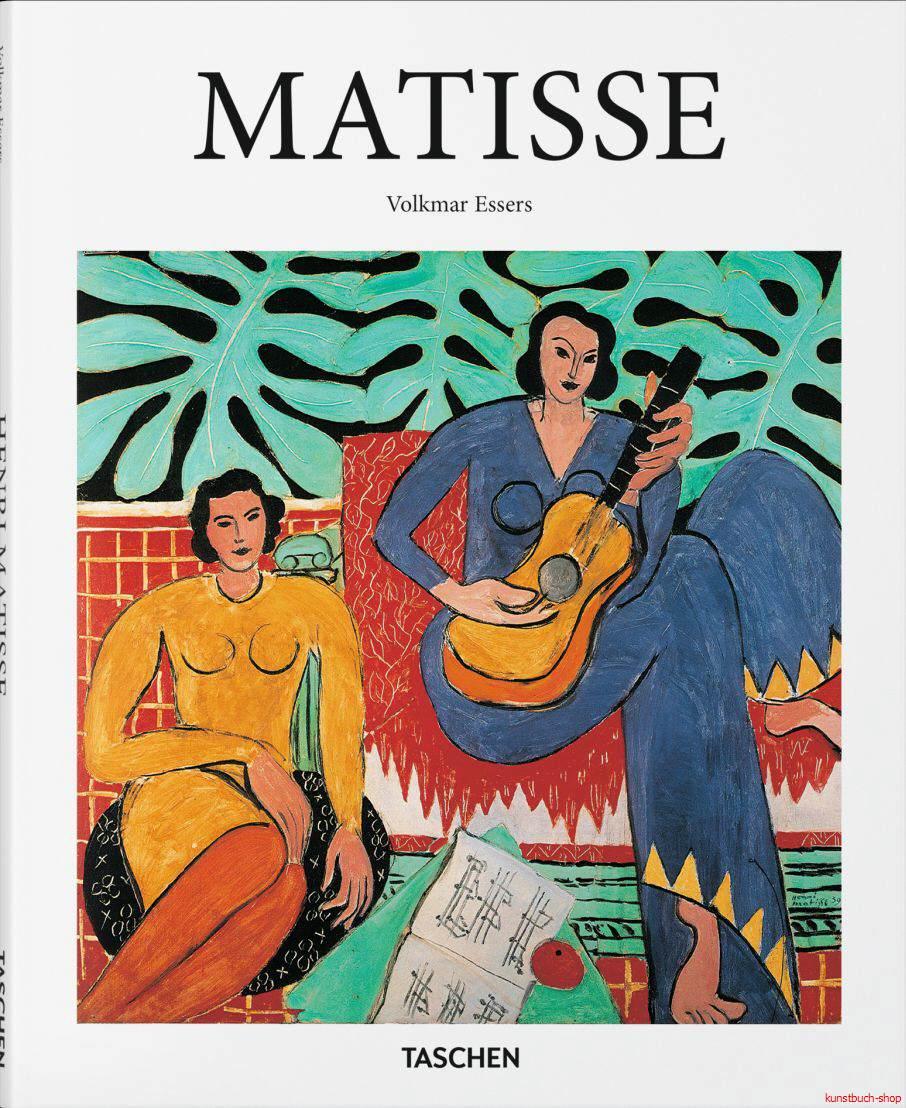 Henri Matisse 1869 - 1954  Meister der Farbe  Hardcover - Volkmar Essers