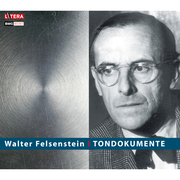 Walter Felsenstein: Tondokumente