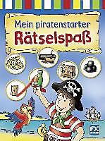 Mein piratenstarker Rätselspaß