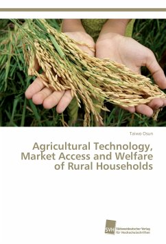Agricultural Technology, Market Access and Welfare of Rural Households - Osun, Taiwo