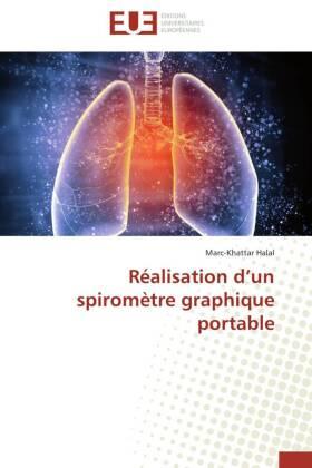 Réalisation d un spiromètre graphique portable - Halal, Marc-Khattar