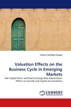 Valuation Effects on the Business Cycle in Emerging Markets - Net Capital Flows and Real Exchange Rate Depreciation Effects on Growth and Capital Accumulation