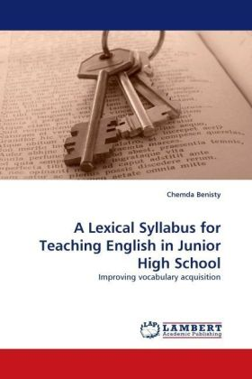 A Lexical Syllabus for Teaching English in Junior High School - Improving vocabulary acquisition