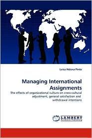 Managing International Assignments