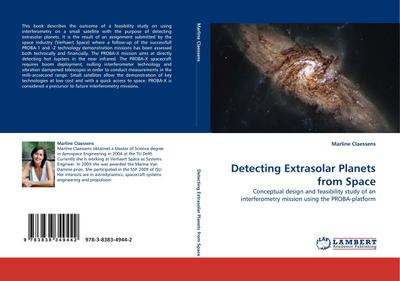 Detecting Extrasolar Planets from Space - Marline Claessens