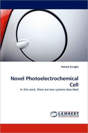 Novel Photoelectrochemical Cell