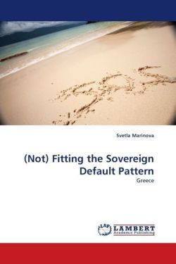 (Not) Fitting the Sovereign Default Pattern