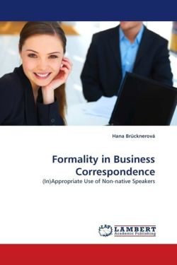Formality in Business Correspondence