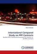 International Compared Study on PPP Contracts