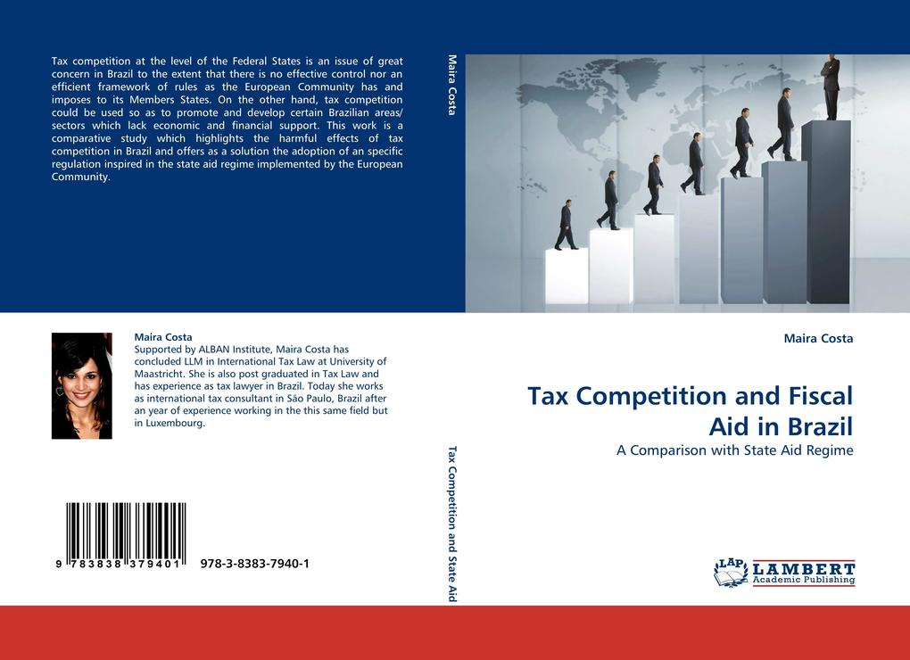 Tax Competition and Fiscal Aid in Brazil als Buch von Maira Costa - LAP Lambert Acad. Publ.