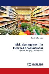 Risk Management in International Business