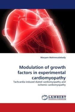 Modulation of growth factors in experimental cardiomyopathy