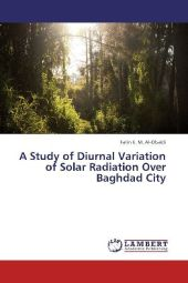 A Study of Diurnal Variation of Solar Radiation Over Baghdad City - Fatin E. M. Al-Obaidi