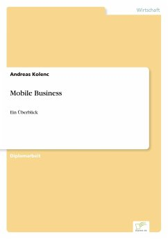 Mobile Business - Kolenc, Andreas