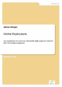 Global Deployment - Stoeger, Adrian