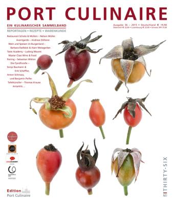 PORT CULINAIRE THIRTY-SIX: Sicherer Hafen für Gourmets (Ausgabe Nr. 36)