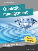 Christian Ziebe: Sofortwissen kompakt: Qualitätsmanagement