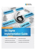 Six Sigma Implementation Guide - Coleen Bedrosian