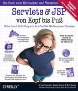 Bryan Basham;Bert Bates;Kathy Sierra: Servlets JSP von Kopf bis Fuß