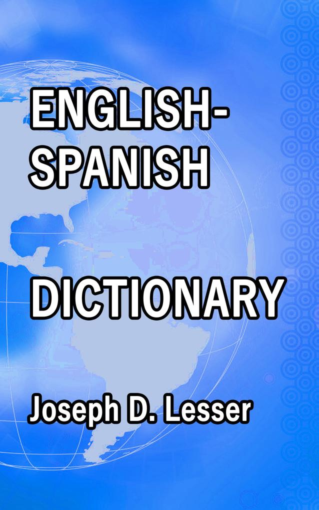English / Spanish Dictionary