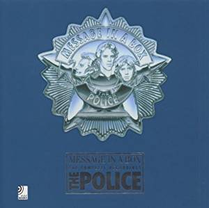 earBOOKS:Police, The - Message In A Box: The Complete Recordings, mit 4 Audio-CDs
