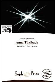 Anna Thalbach - Noelene Aoide (Editor)
