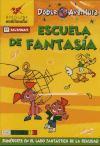 ESCUELA DE FANTASIA CD-ROM. SUMERGETE EN EL LADO FANTASTICO DE LA REALIDAD
