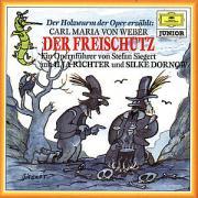 Holzwurm Der Oper-Freischütz - Richter, Ilja/Dornow, Silke