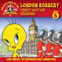 Looney Tunes 06: Tweety jagt den Uhrendieb / London Robbery