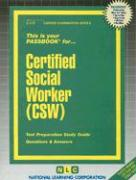 Certified Social Worker (CSW)