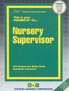 Nursery Supervisor - Rudman, Jack