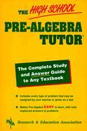 High School Pre-Algebra Tutor