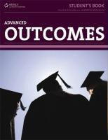OUTCOMES Advanced Student's Book: Incl. pin code ( MyOutcomes) and Vocabulary Builder (Helbling Languages)