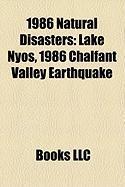 1986 Natural Disasters: Lake Nyos