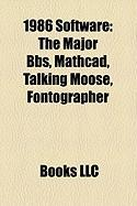 1986 Software: The Major BBS