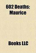 602 Deaths: Maurice