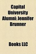Capital University Alumni: Jennifer Brunner