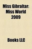 Miss Gibraltar: Miss World 2009