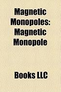 Magnetic Monopoles: Magnetic Monopole