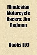 Rhodesian Motorcycle Racers: Jim Redman
