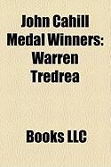John Cahill Medal Winners: Warren Tredrea