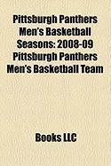 Pittsburgh Panthers Men's Basketball Seasons: 2008-09 Pittsburgh Panthers Men's Basketball Team