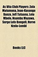 As Vita Club Players: Zola Matumona