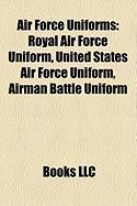 Air Force Uniforms: Royal Air Force Uniform