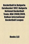 Basketball in Bulgaria: Eurobasket 1957
